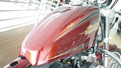 Sportster 72 Harley Davidson 2013