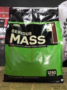 Protein Optimum Nutrition Serious Mass