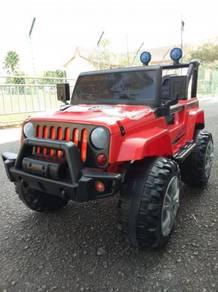 Super Jeep 4X4