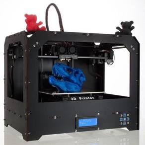2 Extruder 3d printing machine