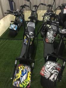 Harley scooter (promotion) new