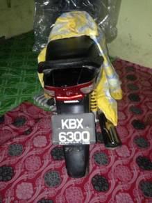 2007 Honda Wave 100