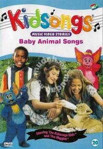 DVD Kidsongs Vol.20 Baby Animal Songs
