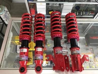 GAB HE series adjustable nissan sentra N16 B15
