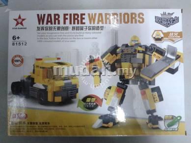 War Fire Warriors
