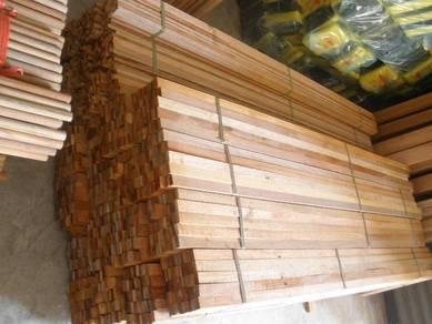 Yellow Balau / nyatoh Decking hard wood MALAYSIA