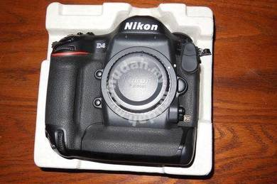 Nikon D4 16:2 MP Digital SLR
