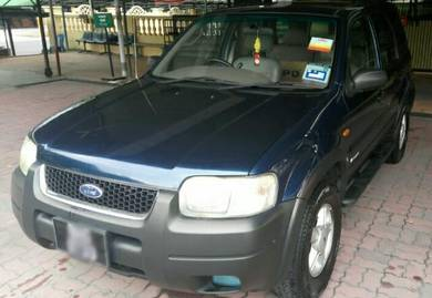 Used Ford Escape for sale