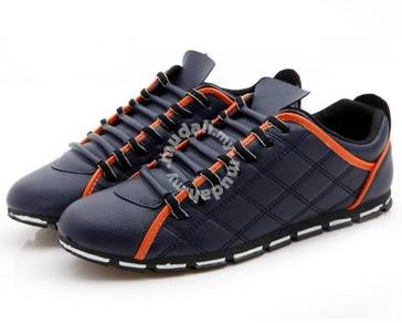 0243 Stylish Classic Blue Sneaker Man Casual Shoes