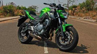 Kawasaki z650 abs ninja 650