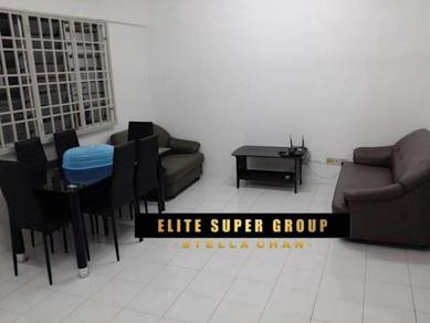 GOOD DEAL Sri Ivory FULLY RENOVATED 700Sf Farlim Ayer Itam CHEAPEST