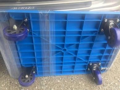 Trolley paling berbaloi tahan lasak 150 300 kg