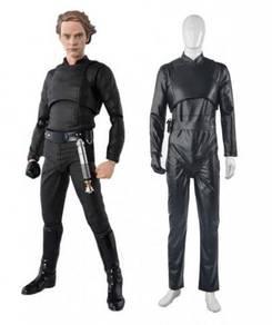 Star Wars Dark Side Luke Skywalker Cosplay Costume