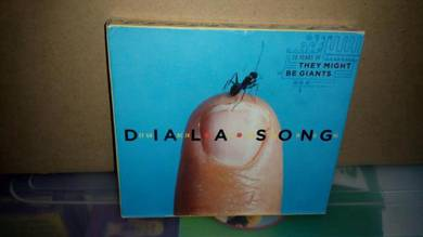 CD They Might Be Giant - Dial-A-Song 2CD