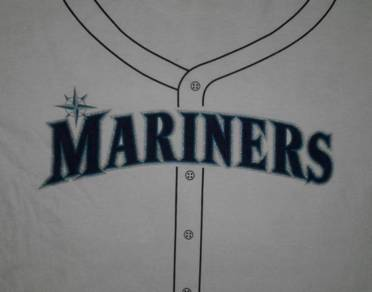 MLB Seattle Marines - Sasaki 22 shirt baseball