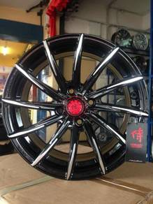 LENSO SC IZUMA 15inc FOR RIM WIRA MYVI