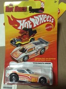 Hotwheels HotOnes '77 Plymouth Arrow