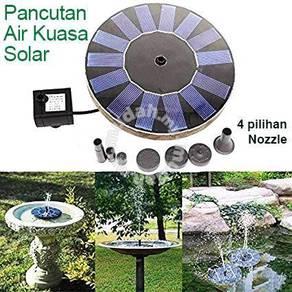 Pancutan Air Fountain Kolam Kuasa Solar