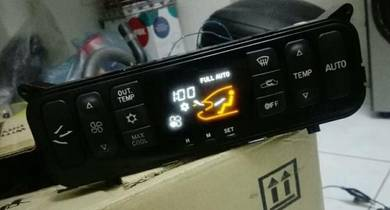 WIRA Digital aircond (lanser gsr)mitsubishi/japan