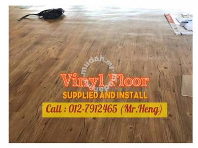Simple Design Vinyl Floor JJ71