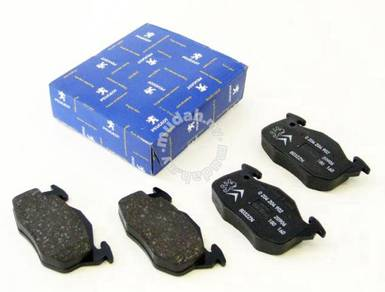 Peugeot brakes pad repair and service