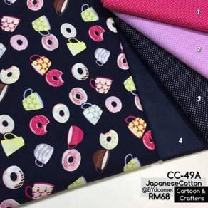 Kain Cotton High Quality & Murah CC-49A-F