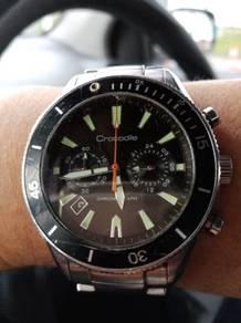 Crocodile watch
