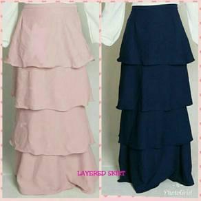 Layered Skirt Janna Nick