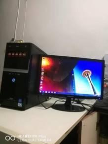 Desktops dgn monitor
