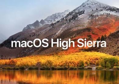 MacOS format/install