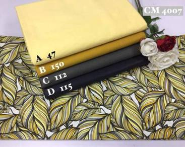 Kain Cotton High Quality & Murah CM4003-7
