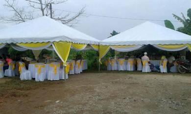 Khemah canopy mur2