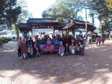 [autumn] muslim 6d4n korea tour