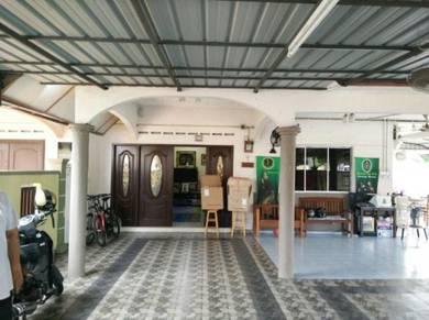 Semi D Taman Bukit Rambai Jalan Perawan