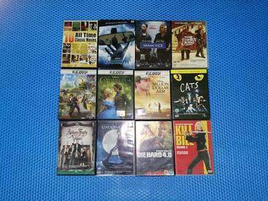 Assorted Movies DVD 8