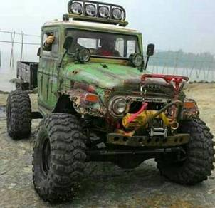 Kereta buruk/scrap/lupus