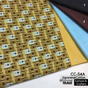 Kain Cotton High Quality & Murah CC-54A-F