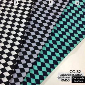 Kain Cotton High Quality & Murah CC-52