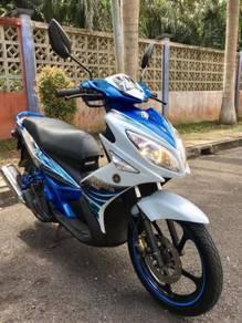 2015 Yamaha Nouvo LC