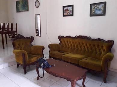 Fully-furnished Double Storey Terrace in Taman Sejati Indah