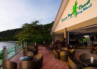 2D1N Summer Bay Resort, Pulau Lang Tengah