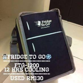 Fridge To Go FTG-1200 Mini-Fridge 6