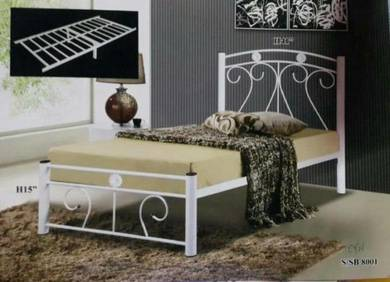 5 years warranty metal bed