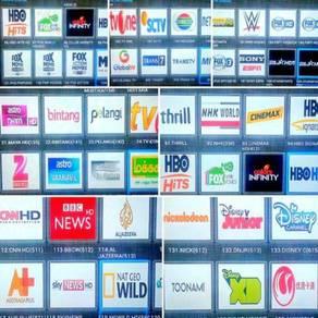 (GL0BAL FULLHD CHANNEL) *Idea tv decoder 4k box