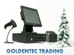 Pos system one set install + training rm2599