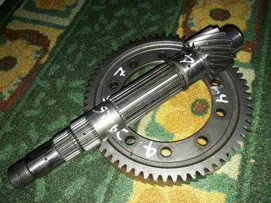 Final gear set 4.2 honda b series