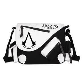 Ubisoft Assassin Creed sling bag canvas backpack