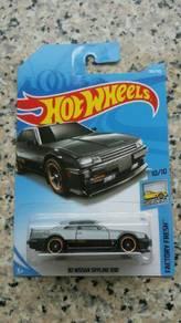 HotWheels '82 Nissan Skyline R30 Grey