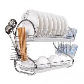N9 - Dish Rack (stainless steel)
