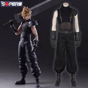 Final Fantasy 7 Cloud cosplay costume